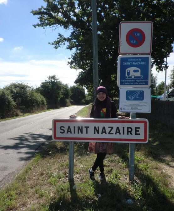 The GHaNA Project, Saint Nazaire France