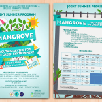 Joint Summer Program (Mangrove: Youth Starving for The Green Environment)